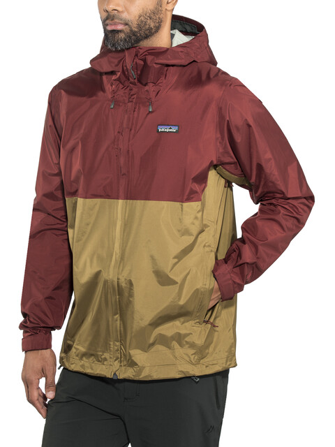 Patagonia M's Torrentshell Jacket Oxide Red
